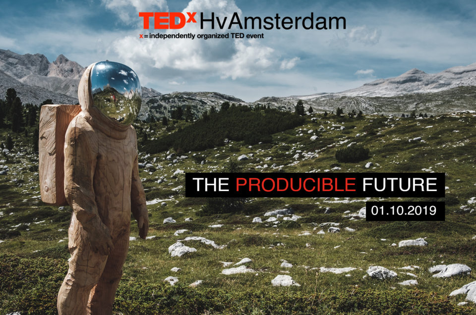 Amsterdam University of Applied Sciences is organizing its first TEDx